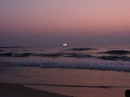 Panambur beach,sunset, part 6