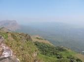 View from Mullayangiri