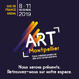 Logo de Art Montpellier 2019