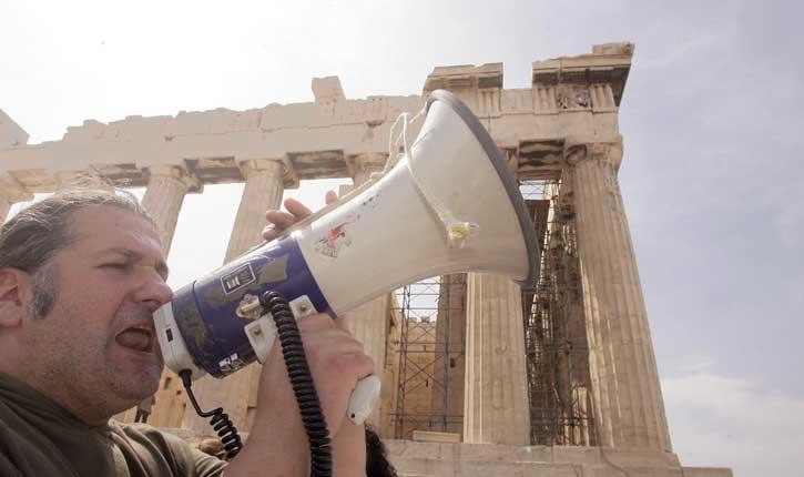 Δε θα γίνουμε συνεργοί στο Πολιτιστικό και Περιβαλλοντικό έγκλημα στα νησιά του ΒΑ Αιγαίου και την Ανατολική Κρήτη