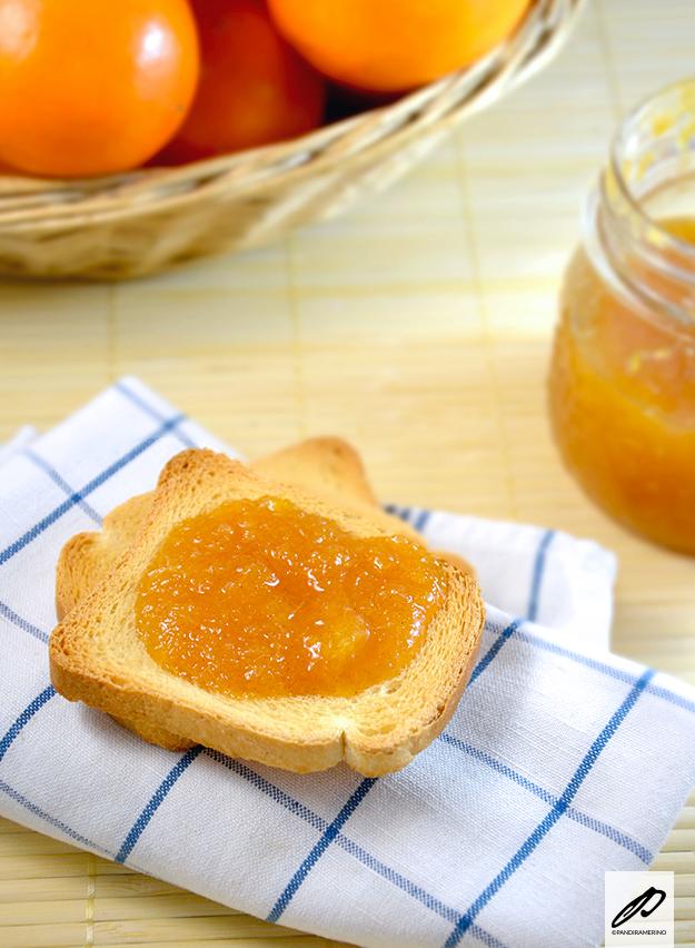 Confettura di arance e cannella