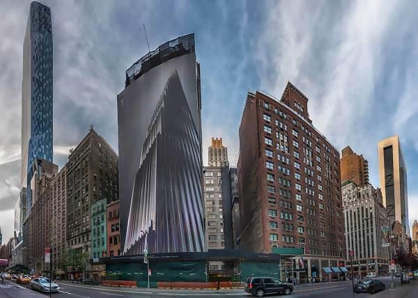 Steinway Tower 111 West 57th Street