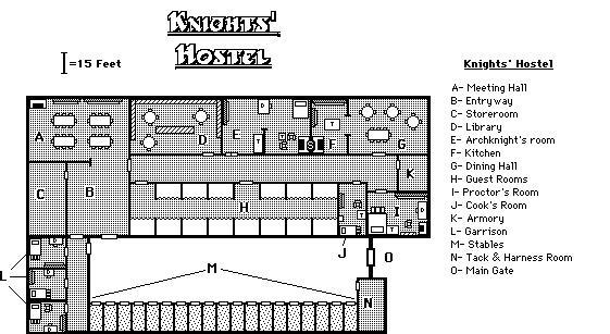 Knights Hostel