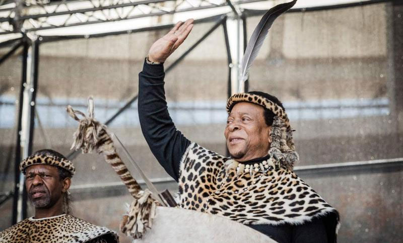 Zulu-King-South-Africa