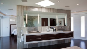 bathroom mirror ideas with frame