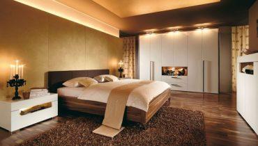 modern bedroom lights ideas
