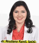 penulis buku cara cepat hami Dr.Rosdiana Ramli dalam blog panduan wordpress.com