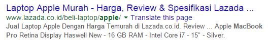 MacBook Pro Lazada