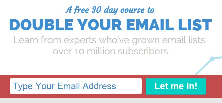 Contoh lead magnet seri panduan email