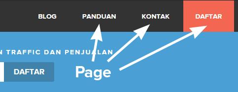 Page di PanduanIM