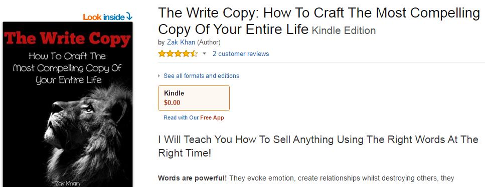 Free Kindle eBook Marketing
