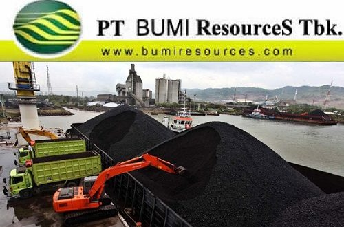 bumi resource tbk