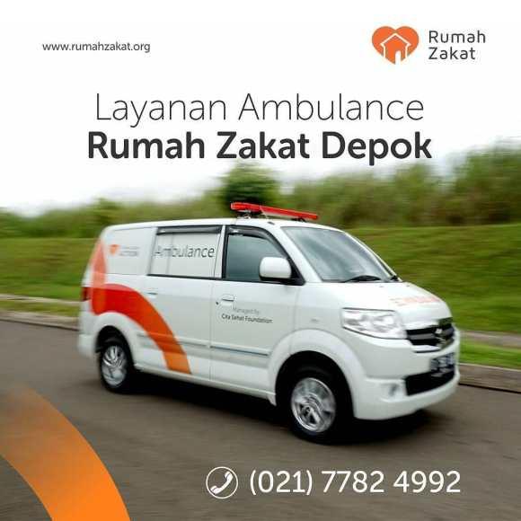 Ambulance gratisi di depok