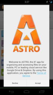 Informasi Astro File Manager 4
