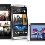 HTC One Hitam dan Putih