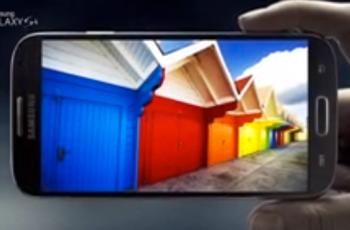 Iklan Samsung Galaxy S4
