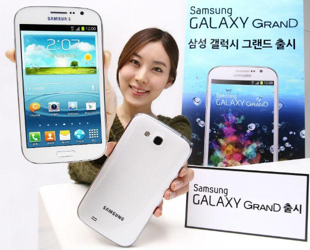 Galaxy Grand I9082 di Korea