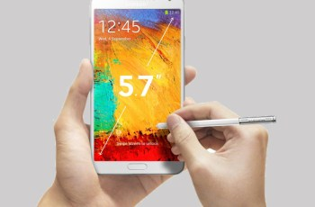 Samsung Galaxy Note III, Touch Screen, Tips Android