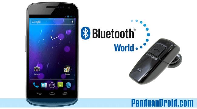 Cara Menghubungkan Headset Bluetooth Dengan Samsung Galaxy Nexus Tip Trik Panduan Android Indonesia