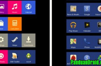 Aplikasi Android, Nokia Launcher, Mobile Phone