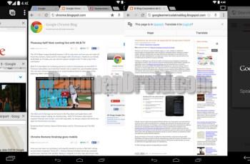 Browser cepat, Chrome, Aplikasi Android, Chromecast