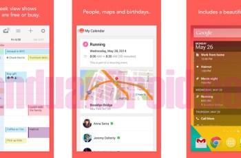 Aplikasi Android, Sunrise Calendar, Free, Play Store