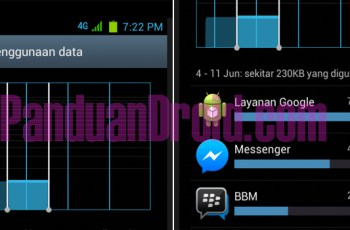 data seluler, tips android, aplikasi android