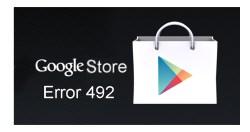 Solusi Mengatasi Error 492 Saat Download Aplikasi di Play Store.