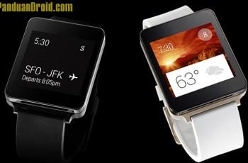 LG G Watch, Android Wear, Smart Watch, Jam Tangan Pintar