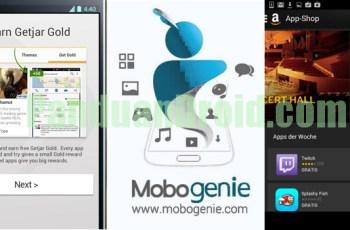 Google Play Stiore, MoboGenie, Amazon AppStore, APK, download aplikasi adroid