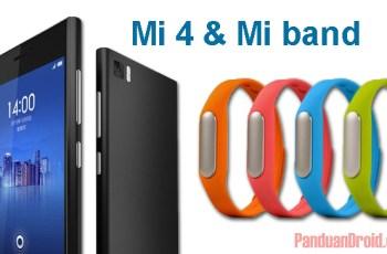 Xiaomi, Mi 4, Mi band, smartphone cina