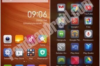 Xiaomi, Fitur Redmi 1S, Spesifikasi Redmi 1S