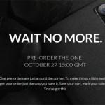 Pre-Order, OnePlus One, Harga OnePlus One