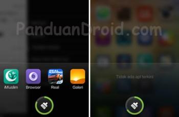 Multitasking, tips Redmi 1S, Xiaomi Redmi 1S, Hongmi, Tips android