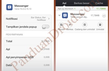 Uninstall aplikasi android, Xiaomi, Redmi 1S, Tips Redmi 1S