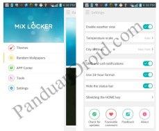 "Download Aplikasi Lockscreen ""MixLocker 2.1.0"" Apk"