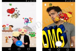 Percantik Chatting di Facebook Messenger dengan Aplikasi Sticker for Messenger
