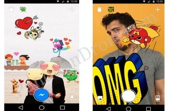 Aplikasi android, Facebook Messenger, Play Store