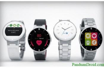 Alcatel, Alcatel OneTouch, Smartwatch, CES 2015