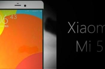 Rumor, Xiaomi, Mi5