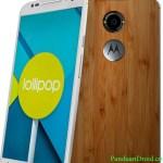 Update, Motorola, Moto X, Android 5.1 L