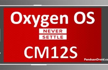 Update, CM12S, OnePlus One