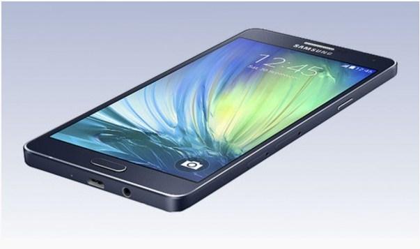 Samsung, Galaxy A8, Finger Print