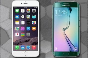Samsung, Galaxy S6, S6 Edge, iPhone 6