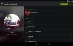 Aplikasi Spotify Kini Mendukung Android Wear (Smartwatch)