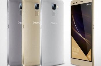 Huawei, Honor 7