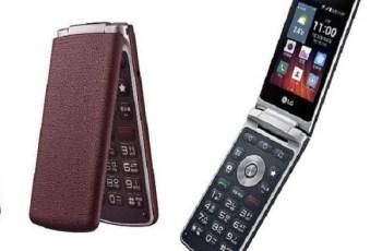LG Gentle, Smartphone Flip