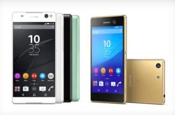Sony Xperia C5 Ultra, Xperia M5