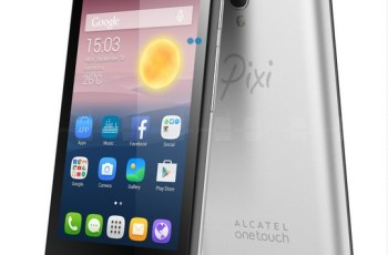 Alcatel, OneTouch Pixi First