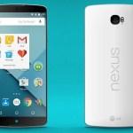 LG Nexus 5X, Google
